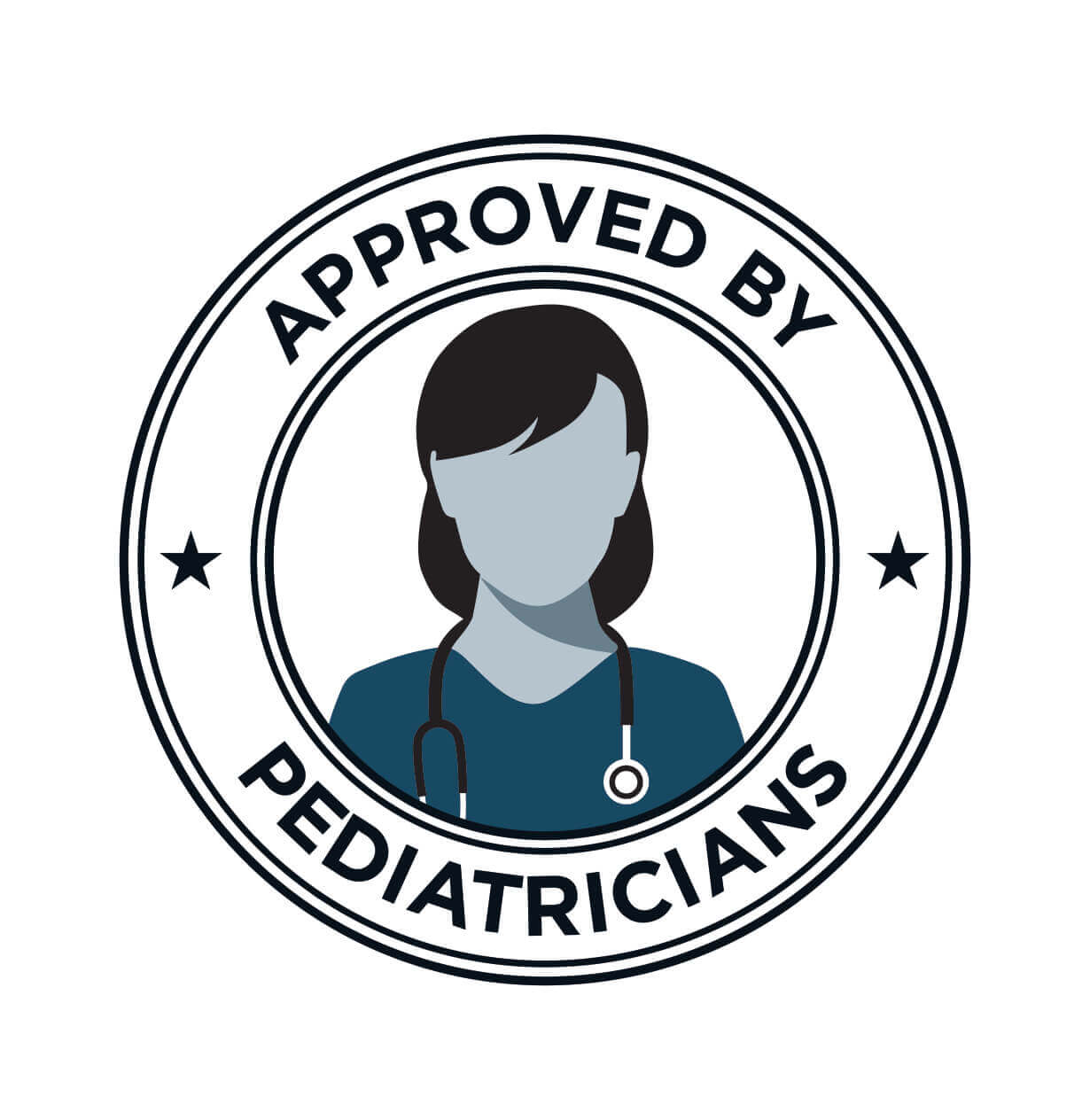 approved by pediatricians